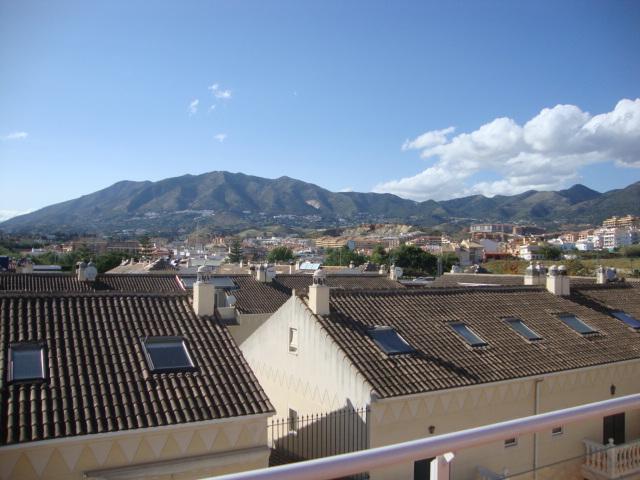 Vistas - Ático en alquiler de temporada en calle Gran Canaria, Los Boliches en Fuengirola - 70089741