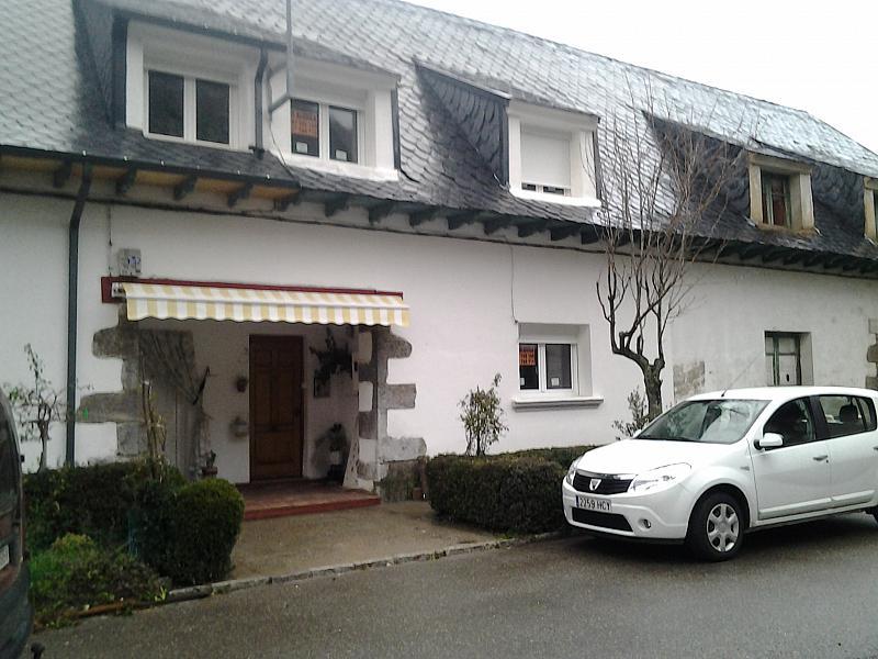 Fachada - Casa adosada en alquiler en barrio San Lorenzo, Matallana de Torío - 223679483