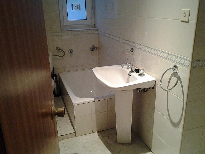 Baño - Casa adosada en alquiler en barrio San Lorenzo, Matallana de Torío - 223679496