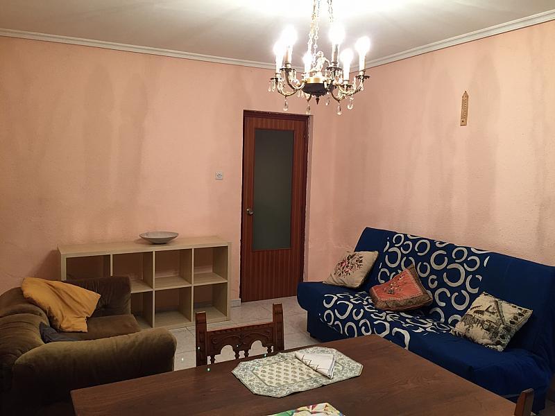 Salón - Casa adosada en alquiler en barrio San Lorenzo, Matallana de Torío - 251621530