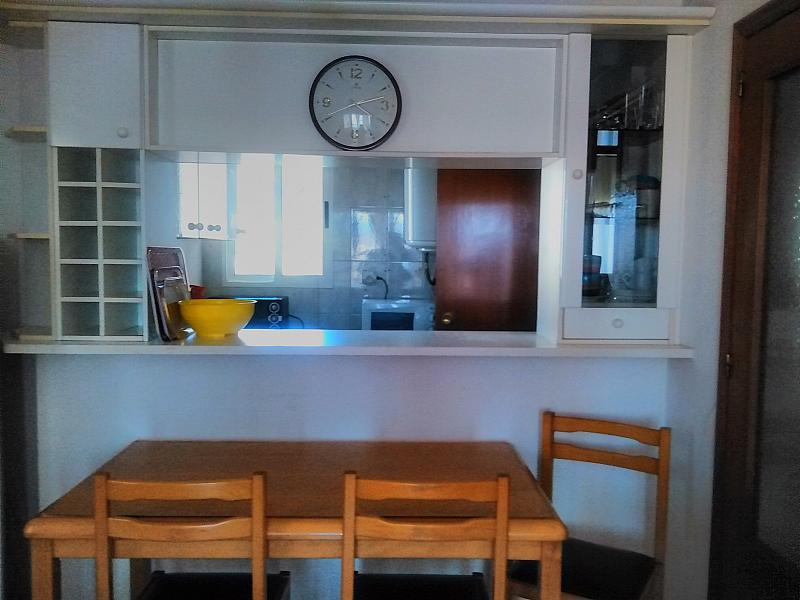 Cocina - Apartamento en alquiler de temporada en calle Bonn, Rincon de Loix en Benidorm - 276541067