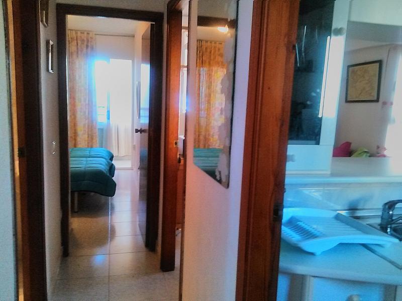 Pasillo - Apartamento en alquiler de temporada en calle Bonn, Rincon de Loix en Benidorm - 276541072