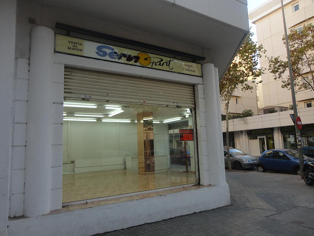 Fachada - Local comercial en alquiler en calle Alcalde Martinez de Ecija, Montigala en Badalona - 308494721