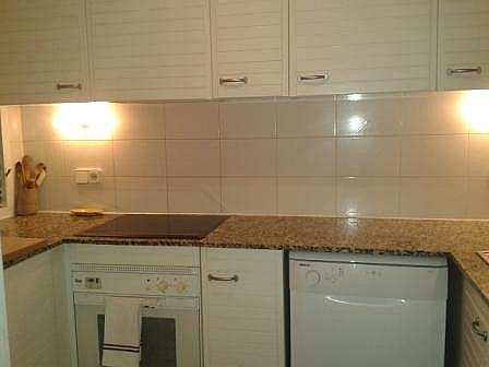 Cocina - Apartamento en alquiler de temporada en calle Del Golf, Pals - 139712341
