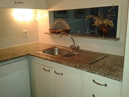 Cocina - Apartamento en alquiler de temporada en calle Del Golf, Pals - 139712349