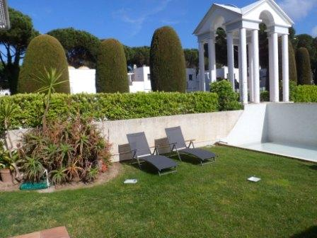 Jardín - Apartamento en alquiler de temporada en calle Del Golf, Pals - 71073270