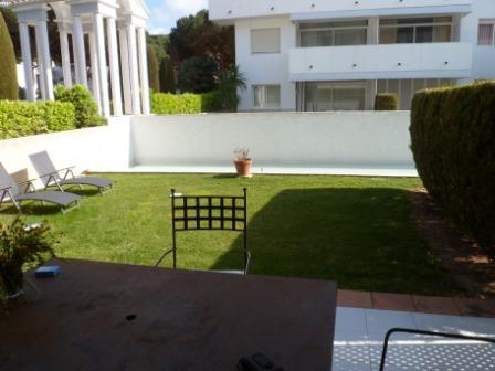 Jardín - Apartamento en alquiler de temporada en calle Del Golf, Pals - 71073275