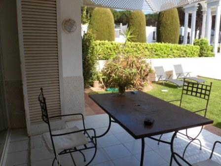 Terraza - Apartamento en alquiler de temporada en calle Del Golf, Pals - 71073277