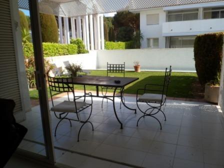 Terraza - Apartamento en alquiler de temporada en calle Del Golf, Pals - 71073279