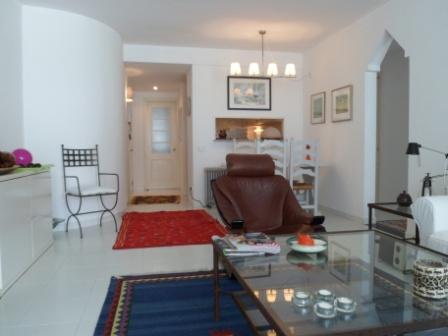 Salón - Apartamento en alquiler de temporada en calle Del Golf, Pals - 71073288