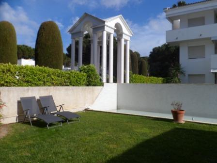 Jardín - Apartamento en alquiler de temporada en calle Del Golf, Pals - 71073326
