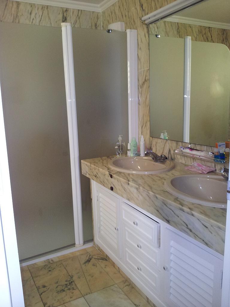 Baño - Apartamento en alquiler en urbanización Carretera de Cadiz, Cala de mijas, la - 139844576