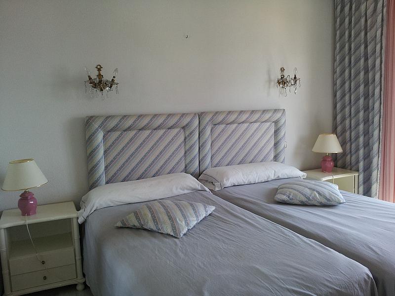 Dormitorio - Apartamento en alquiler en urbanización Carretera de Cadiz, Cala de mijas, la - 139844646