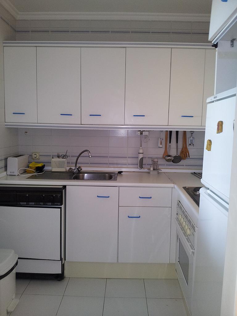 Cocina - Apartamento en alquiler en urbanización Carretera de Cadiz, Cala de mijas, la - 139844719