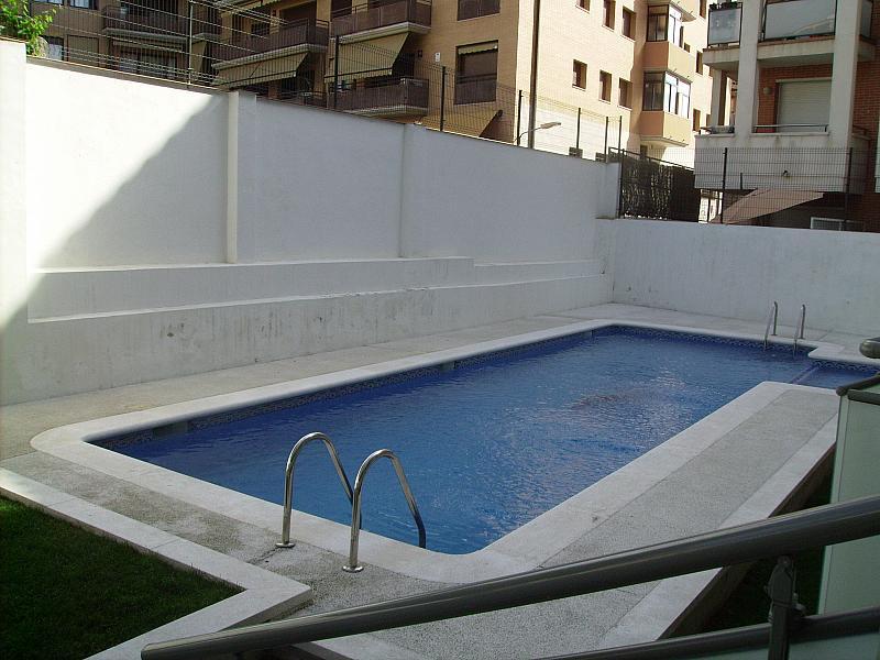Piscina - Apartamento en alquiler en calle Barcelona, Centro en Torredembarra - 285670830