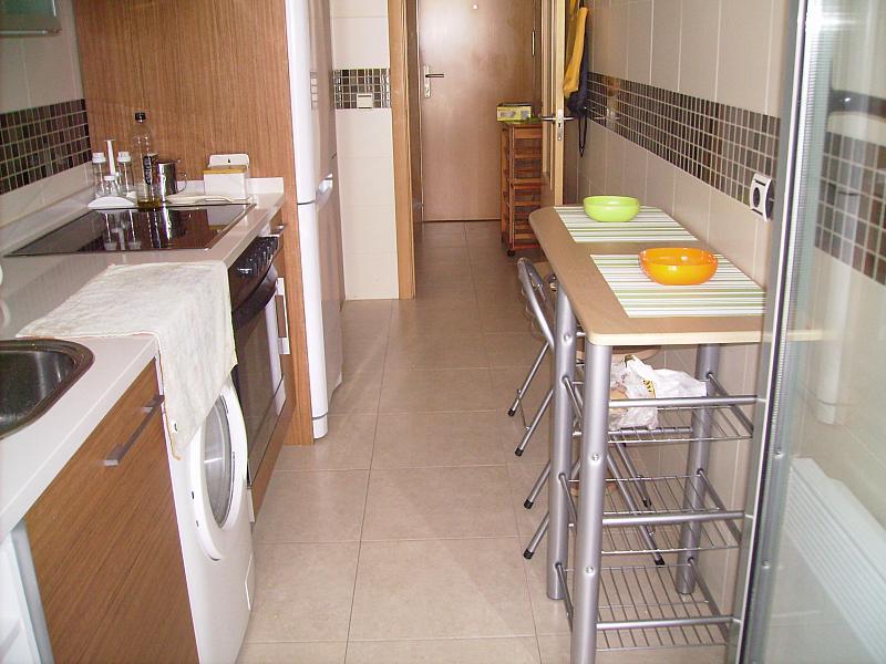 Cocina - Apartamento en alquiler en calle Barcelona, Centro en Torredembarra - 285670918