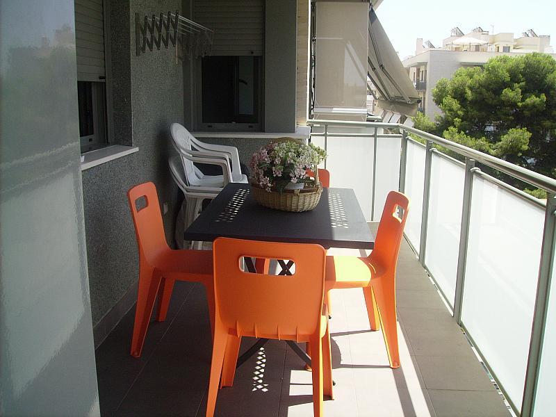 Porche - Apartamento en alquiler en calle Barcelona, Centro en Torredembarra - 285670961