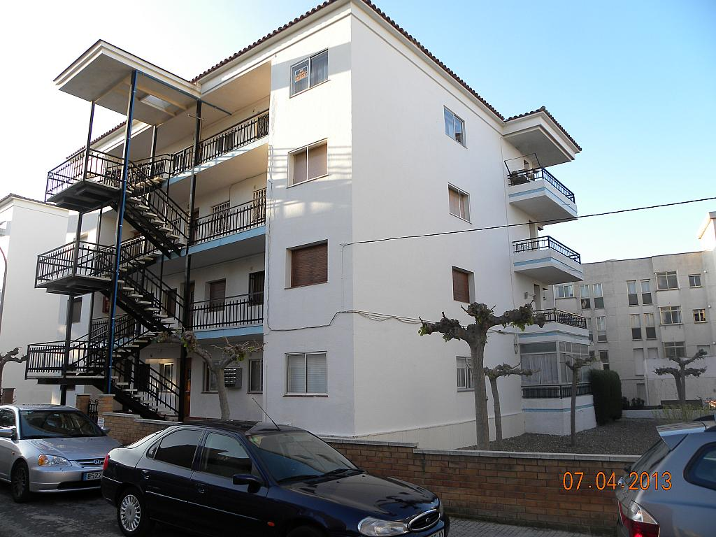 Fachada - Apartamento en alquiler en calle Bernat de Fenollar, Hospitalet de l´Infant, L´ - 322084091