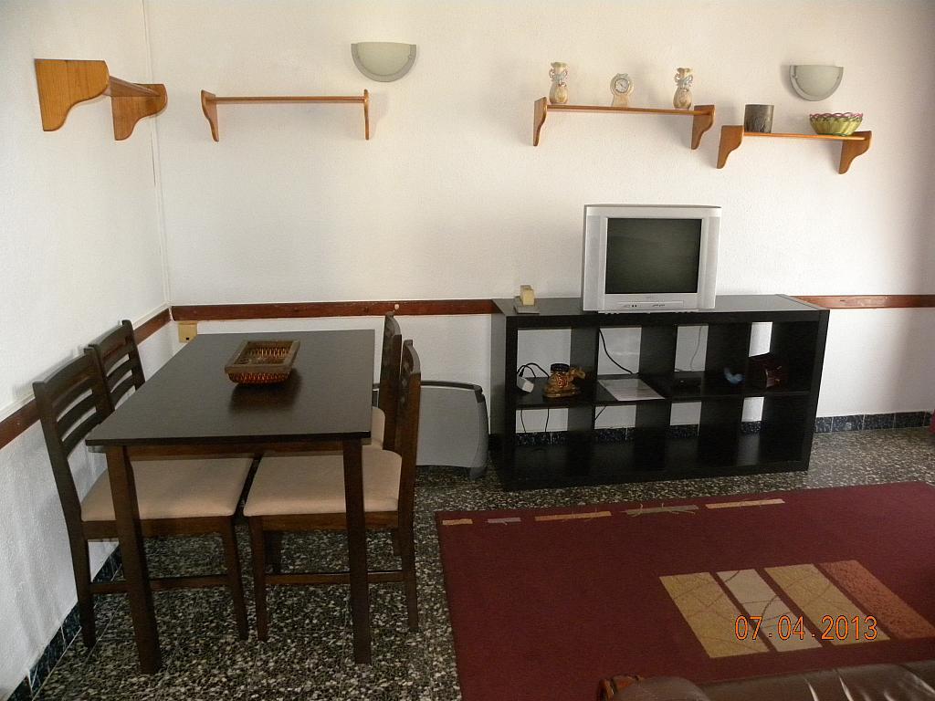 Comedor - Apartamento en alquiler en calle Bernat de Fenollar, Hospitalet de l´Infant, L´ - 322084371