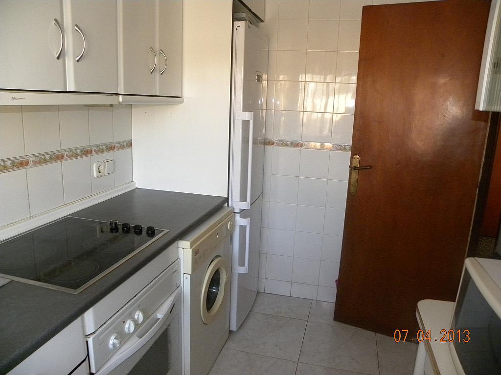Cocina - Apartamento en alquiler en calle Bernat de Fenollar, Hospitalet de l´Infant, L´ - 322084908
