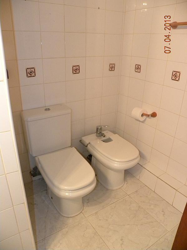 Baño - Apartamento en alquiler en calle Bernat de Fenollar, Hospitalet de l´Infant, L´ - 322085037