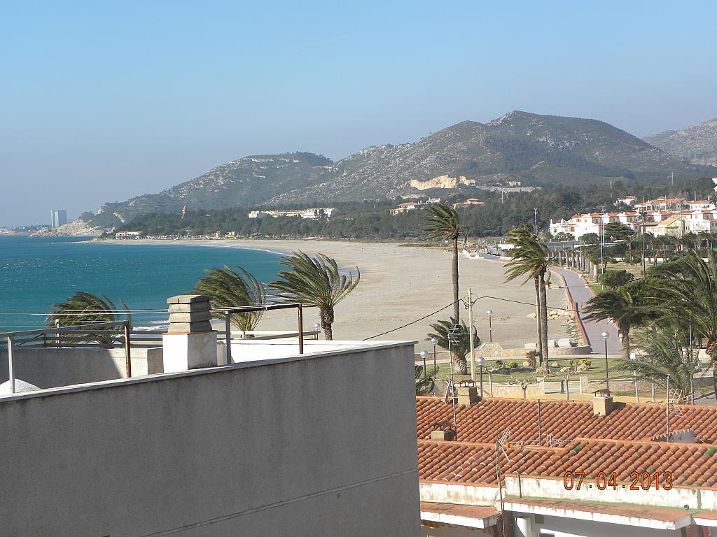 Vistas - Apartamento en alquiler en calle Bernat de Fenollar, Hospitalet de l´Infant, L´ - 322085053