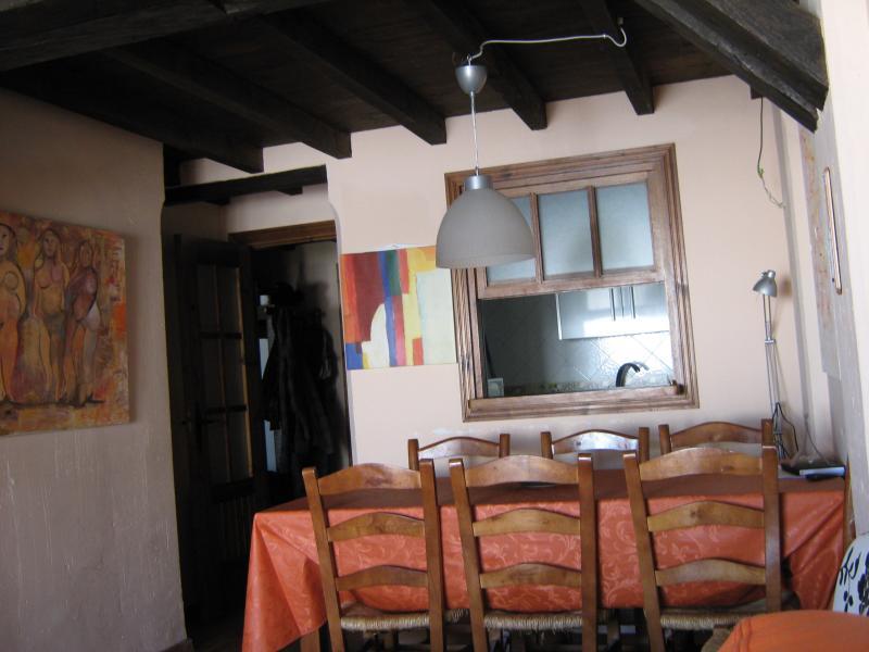 Salón - Ático-dúplex en alquiler en calle Edificio Alayos, Sierra nevada - 122566987