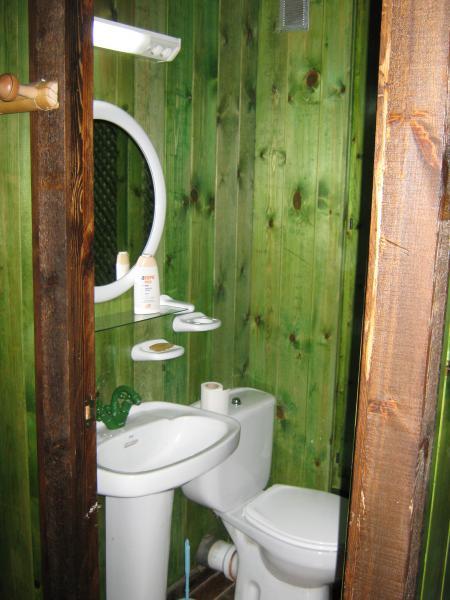 Baño - Ático-dúplex en alquiler en calle Edificio Alayos, Sierra nevada - 122566990