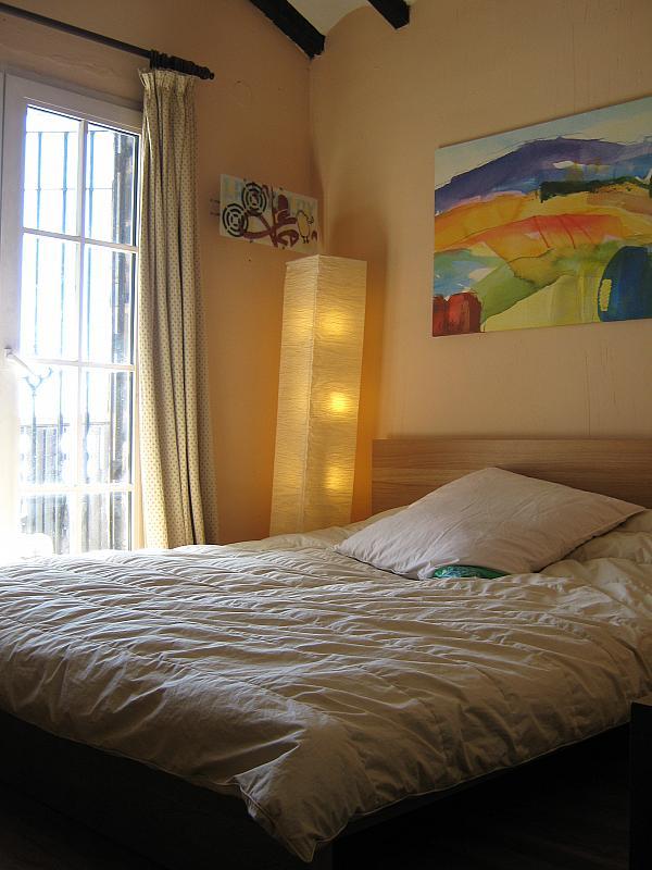 Dormitorio - Ático-dúplex en alquiler en calle Edificio Alayos, Sierra nevada - 331309851