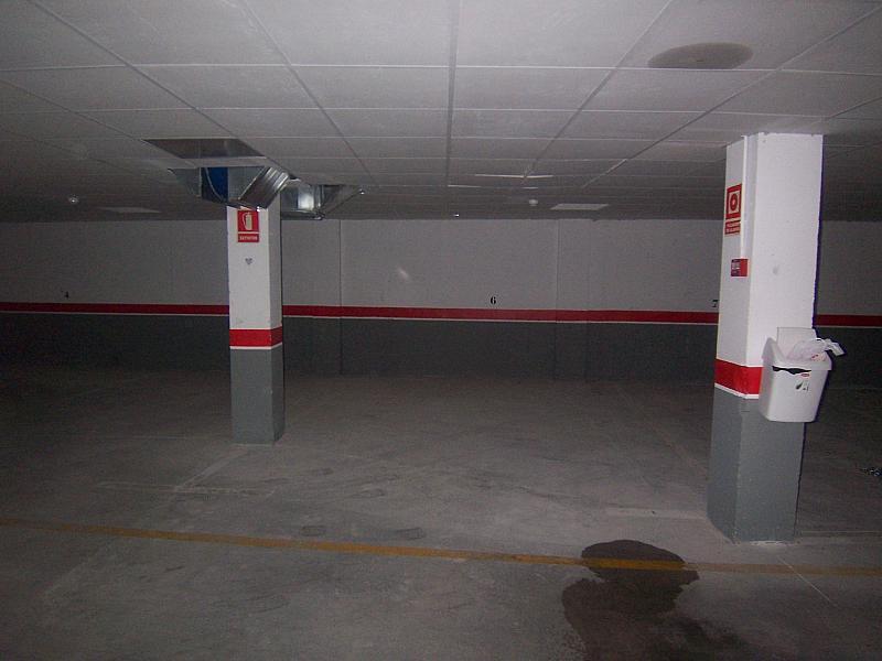 Garaje - Garaje en alquiler en calle Alicante, Raspeig en San Vicente del Raspeig/Sant Vicent del Raspeig - 132246765