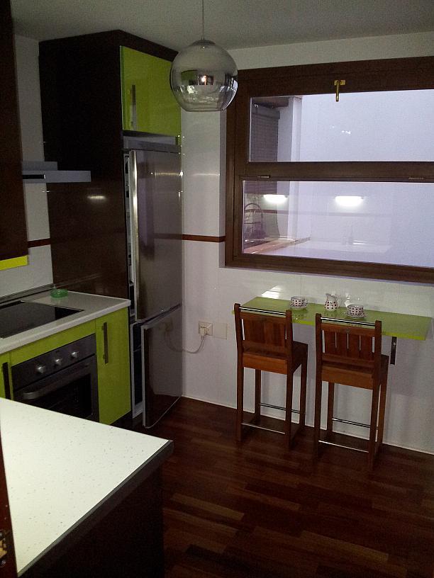 Cocina - Piso en alquiler en calle Compañia, Jaén - 151224863
