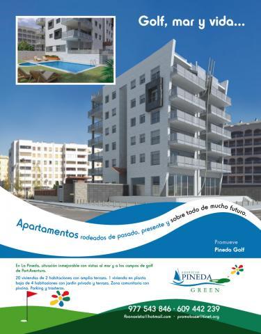 Piso en alquiler en calle Amadeo Vives, Pineda, La - 923949