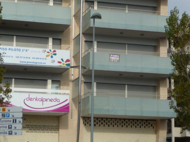 Fachada - Piso en alquiler en calle Amadeo Vives, Pineda, La - 105721048