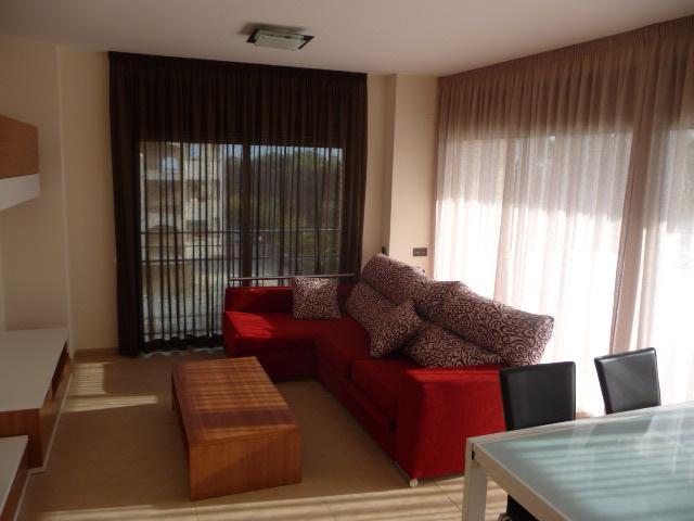 Salón - Piso en alquiler en calle Amadeo Vives, Pineda, La - 105721053