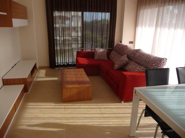 Salón - Piso en alquiler en calle Amadeo Vives, Pineda, La - 105721054
