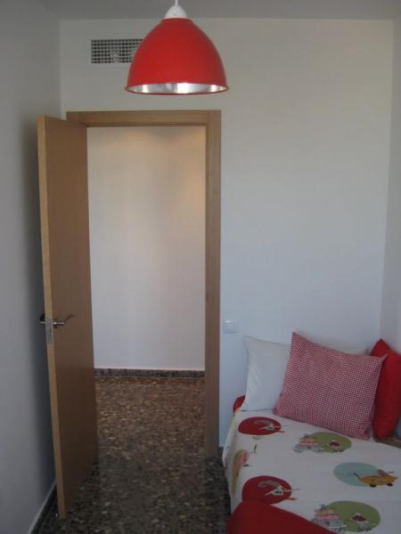 Dormitorio - Piso en alquiler opción compra en calle Ep Barraques de Llacer, La Torre en Valencia - 1070194
