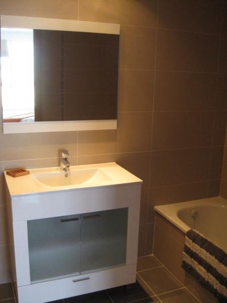 Baño - Piso en alquiler opción compra en calle Ep Barraques de Llacer, La Torre en Valencia - 1070200