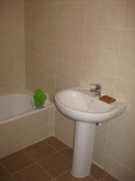 Baño - Piso en alquiler opción compra en calle Ep Barraques de Llacer, La Torre en Valencia - 1070210