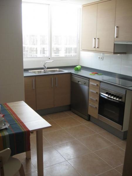 Cocina - Piso en alquiler opción compra en calle Ep Barraques de Llacer, La Torre en Valencia - 1070211