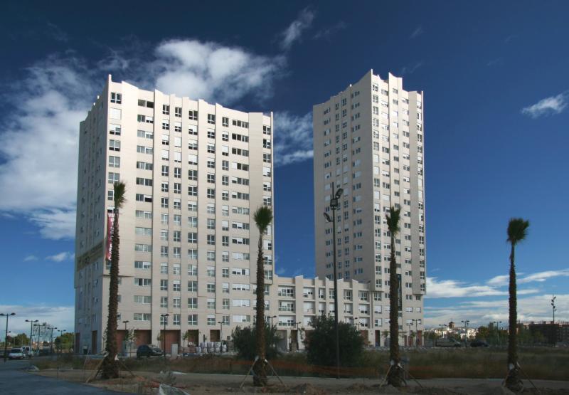 Fachada - Piso en alquiler opción compra en calle Ep Barraques de Llacer, La Torre en Valencia - 1070214