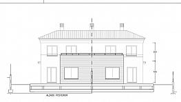 Casa pareada en venta en calle Jose Pedro Perez Llorca Con Barranc de Picasent, Torrent - 336319263