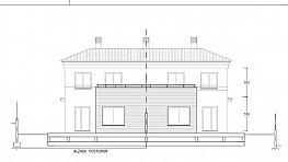 Casa pareada en venta en calle Jose Pedro Perez Llorca Con Barranc de Picasent, Torrent - 336319296