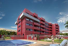 Fachada - Piso en venta en calle Playas de Santiago, Chana en Granada - 316748118