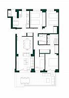 Appartamento en vendita en calle Camino de Tomillaron, Marazuela-El Torreón en Rozas de Madrid (Las) - 348639036
