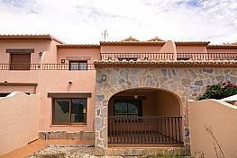 Casa adosada en alquiler en parque Empedrola Ii J, Calpe/Calp - 355040317
