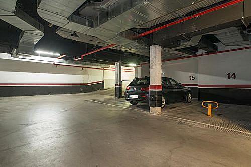 Garaje en alquiler en calle De la Castellana, Chamartín en Madrid - 347098803